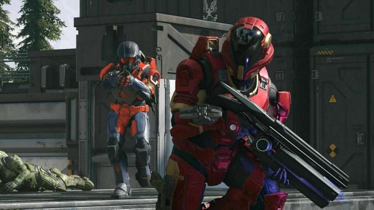 Halo Infinite Beta: ODST-Schwierigkeits- und Aufladekarte sind live