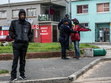 Cape Flat Shootings Claim 14 Lives In Less Than A Week