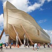'Is God about to Destroy the World Again?' - Reactions as Americans Build Noah's Ark (Pictures)