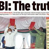 Importance Of BBI To Common Mwananchi