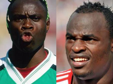 Dennis Oliech Reveals What Taribo West Has Asked Him To Do And He Is Ready To Fund Him
