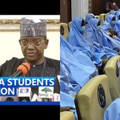Jengebe Girls school watchman involved in the abduction of the 300 students - says Matawalle
