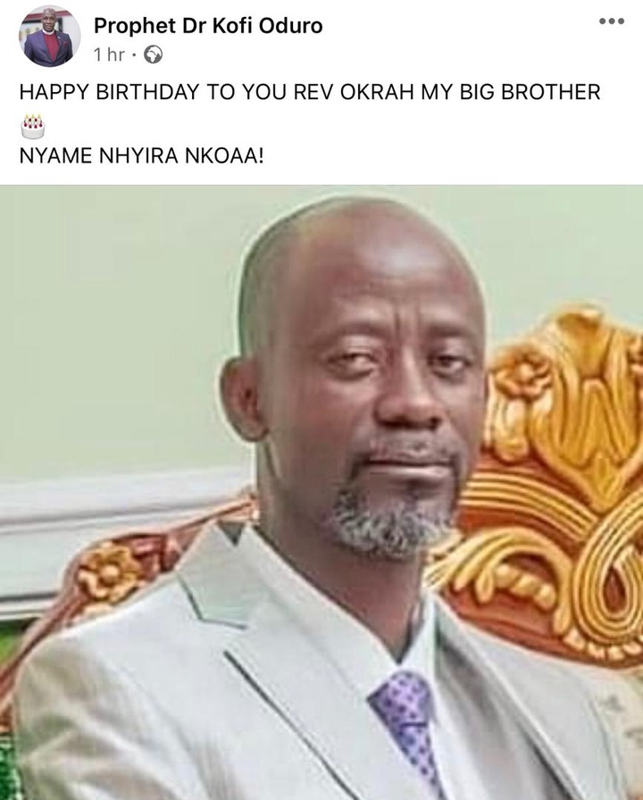 8c5dc44d85216b7f8b3e174b88f74af9?quality=uhq&resize=720 - Prophet Kofi Oduro Finally Flaunts His Lookalike Brother For The First Time On His Birthday