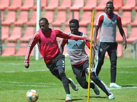 Just In: Orlando Pirates Set To Release Top Midfielfer