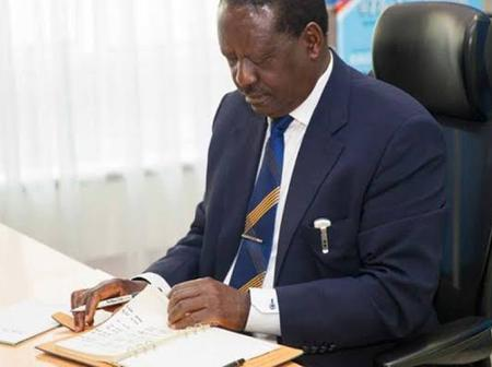Get Out of Comfort Zone, Uhuru Will Waste you, Ruto Has The Ground: Reads a Message to Raila Odinga