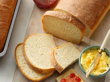Check out these few steps on How to Make a Quick and Easy Healthy  Homemade Bread.