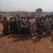 Législatives/Troubles à Ouaninou : les femmes dans les rues pour dire non à la victoire du RHDP