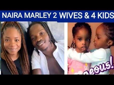Naira Marley Has 2 Beautiful Wives and 4 Kids. They are Very Beautiful