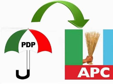1 Secret Behind PDP Members That Are Decamping To APC