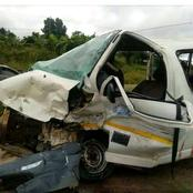 'The driver vanished from the car and my brother died'; man recounts.