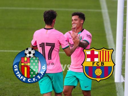 Getafe vs Barcelona: Preview, Team News, Potential Lineups and Prediction