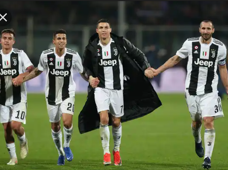 Drama in Juventus as Ronaldo's teammate assaults chief. Find out the reason why