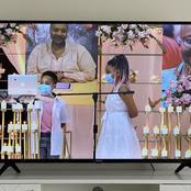 Watch as People are Reacting to Dr Sindi's Children After they Spoke at Her Final Service: See This