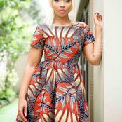 She is taking the fashion world by storm with her African attire designs