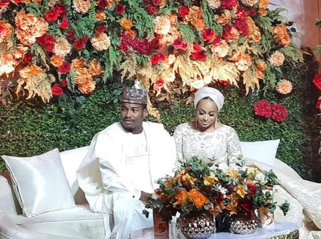 More Beautiful Photos from Sokoto State During the Wedding Dinner of the Governor's Son