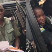 These Police Officers Asked A Driver To Give Them 60k, See Why And What Happened Next