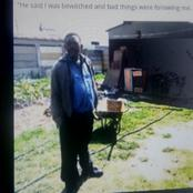 Homeless man lost R160000 to Sangoma