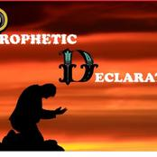 Last Saturday In February: Claim These Prophetic Declarations