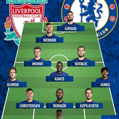 Chelsea & Liverpool Make last Minute Changes to Starting Xi Squads that Could see them Share Points