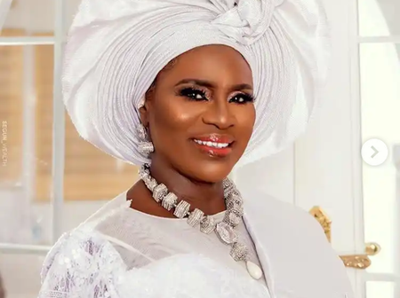 She is 78 years but she still slays like a 48 year woman - See lovely photos of actress Idowu.