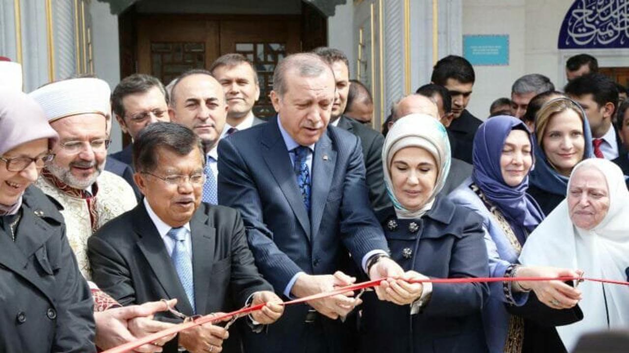 Wie die türkische Religionsbehörde Diyanet in den USA Fuß fassen will