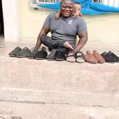 Here Is What a Man Does To Feed His Family Despite His Physical Condition