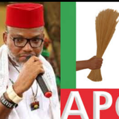 Today's Headlines: Nnamdi Kanu Sends Strong Message To Igbo Youths; 1000 APC Members Defect To PDP