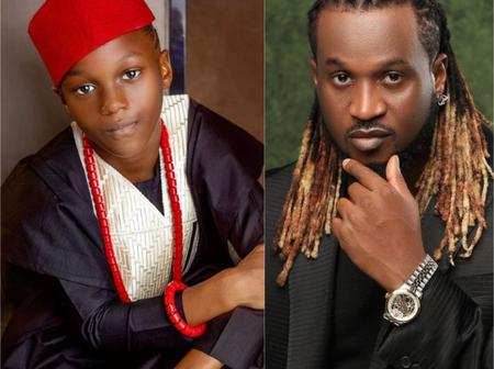 As He Celebrates His First Son's 8th Birthday, Singer Rudeboy Shares Lovely Photos Of Andre