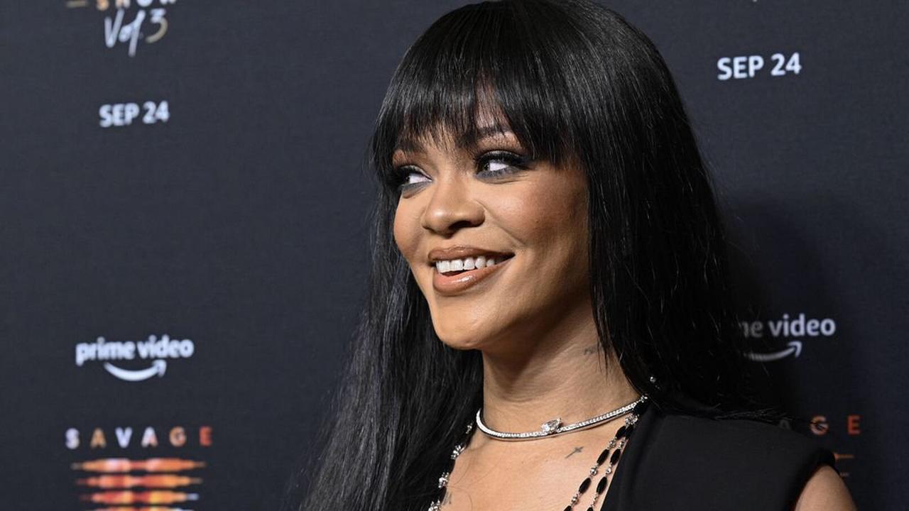 Rihanna accusée de blasphème après son dernier défilé de lingerie
