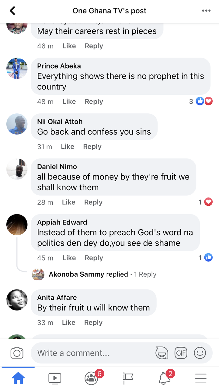 8cb4fbe46553d13ffff1f7d3ee10d41c?quality=uhq&resize=720 - Ghanaians Dumbfounded After Prophet Nigel Gaisie And Badu Kobi's Election Prophecy Hit The Rock
