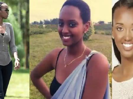 Meet The Beautiful Daughter Of Rwanda's President That Does Not Wear Make-up To Events See Photos