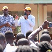 ODM Senator Goes To Matungu To Counter Oscar Sudi Ground Influence