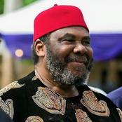Veteran Nollywood actor, Pete Edochie is a year older today