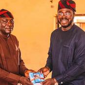 Foundation Distributes 500 Phones To Two Local Government In Benue