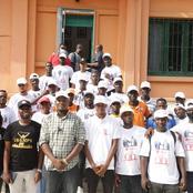 Législatives 2021 :  La jeunesse RHDP du Plateau apporte son soutien à Fabrice Sawegnon  et OD