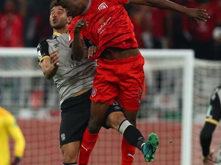 Olunga Shines As He Scores A Brilliant Goal Against Al-Rayyan