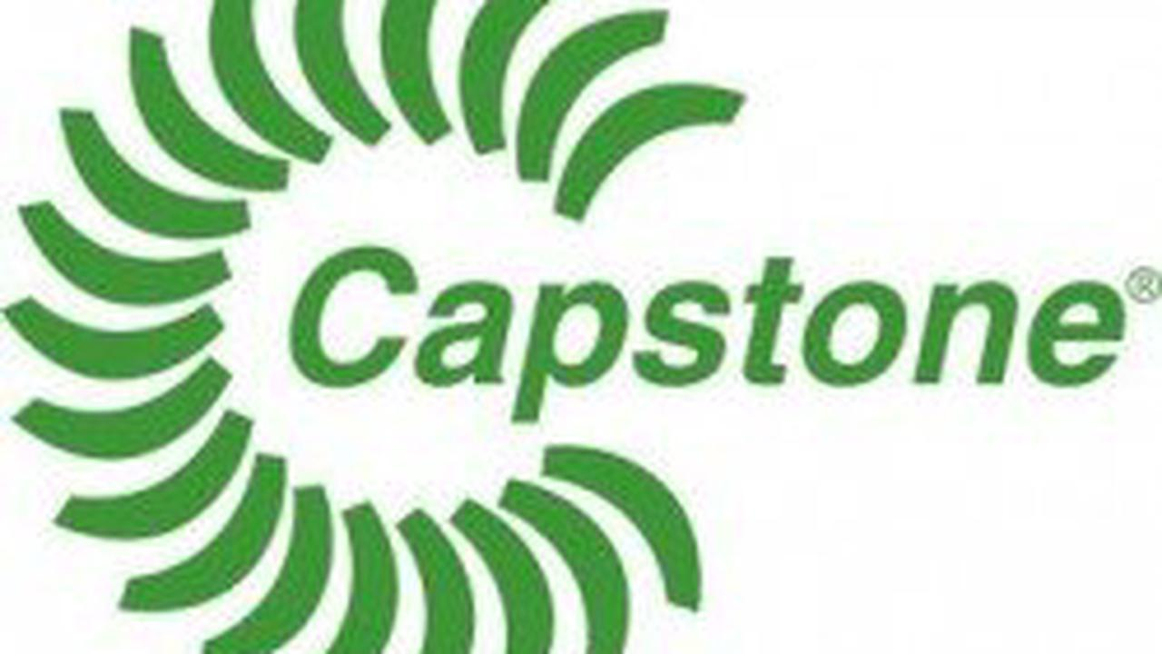 BlackRock Inc. Has $683,000 Position in Capstone Turbine Co. (NASDAQ:CPST)