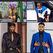 Look At How Erica, Laycon, Nengi And Other Ex-Housemates Dressed On Tuesday, Who Dressed Best?
