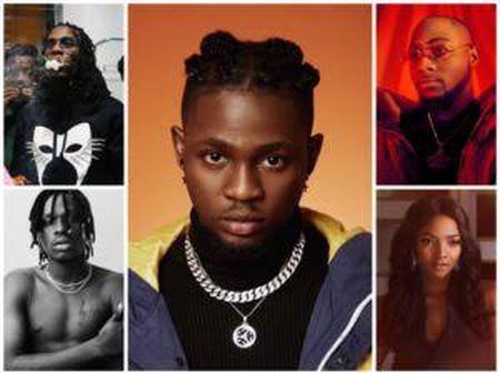 Three Nigerian Songs Whose Lyrics Express One's Feelings