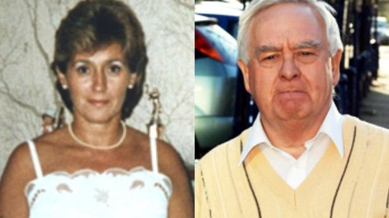 Anguish of Ann Heron widower as police reject family's complaint