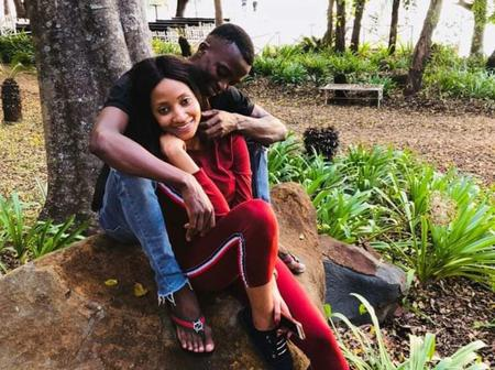 Check out pictures of King Monada and his second wife that got people talking about.