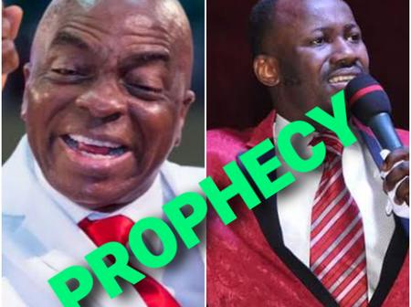 Prophetic Declarations of  Bishop Oyedepo And Apostle Suleiman For This Week