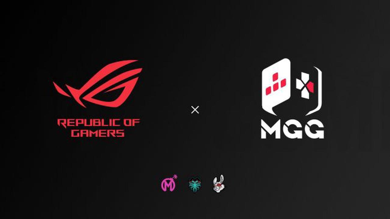 Asus Republic Of Gamers s'associe avec Misfits Gaming Group