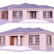 Here Is A Simple Beautiful House Plan You Might Fall In Love With