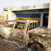 Hoodlums Attack Another Police Station In Imo State Setting It Ablaze