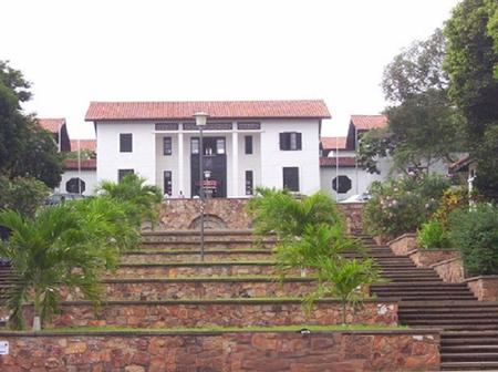 Check out the halls and hostels with their prices in the University of Ghana