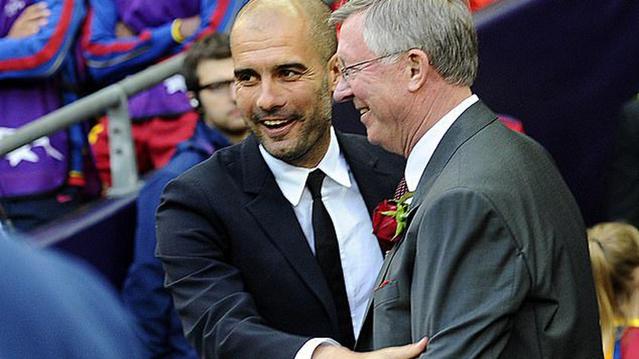 Pep Guardiola has been hailed as the best manager the Premier League has seen after a third title... but he's still 10 behind Fergie. The Man City boss won't match the United legend's longevity, but he looks likely to surpass his overall trophy record