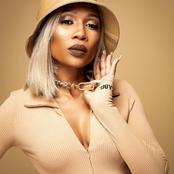 Dineo Ranaka's recent post causes a frenzy with her fans.