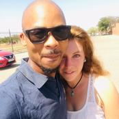 Mzansi Man Leaves People In Disbelief After Bragging About Dating A White Woman
