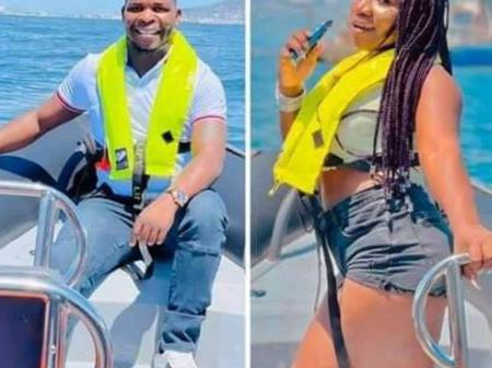 Makhadzi's boyfriend denied to be dating her on live : Fans reacted